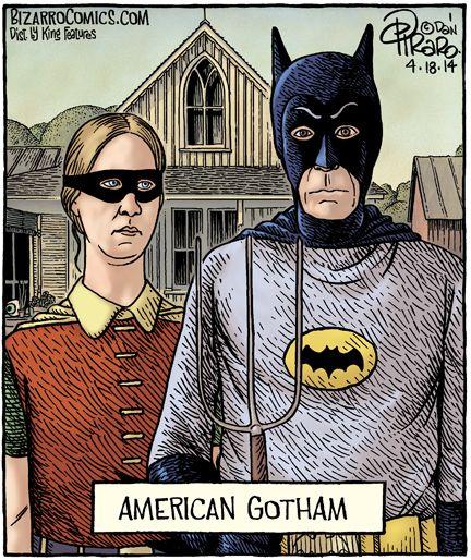 batman dating puns lorde dating lena dunham ex