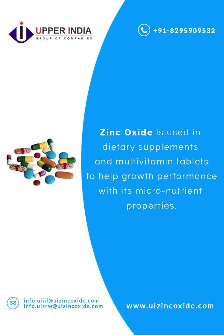 Zinc Oxide Uses Applications Upper India Zinc Oxide Grade