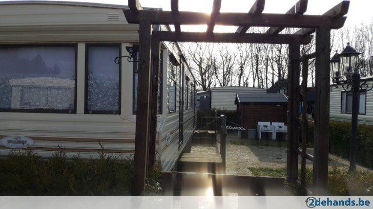 Stacaravan met 3 slaapkamers en tuin - Te koop | huis | Pinterest ...