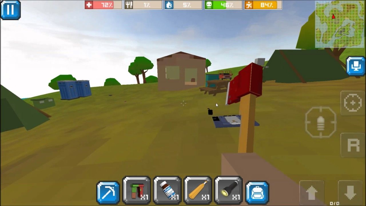 Juego Sugerido 21 Cube Z Pixel Zombies Android Gameplays Pinterest