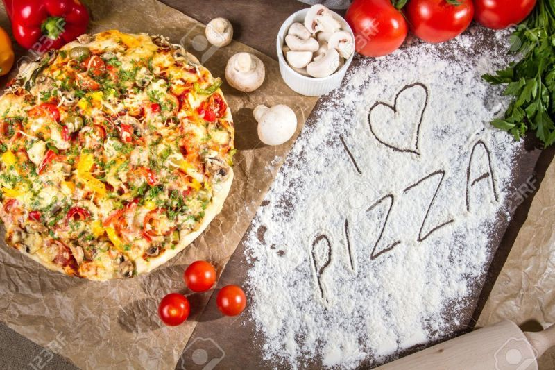 Pin by sofia William on FOOD and DRINK Good pizza
