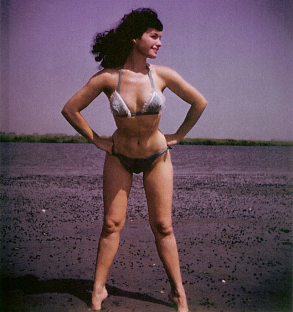 Pin on Bettie Page. P.S. I Love You