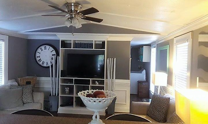 interior painting ideas for mobile homes