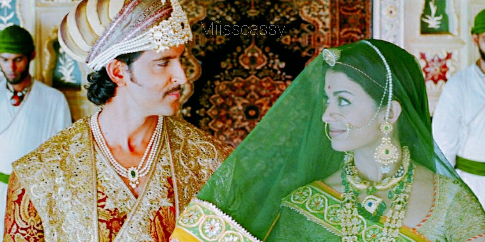 Aishwarya Rai Jodhaa Akbar Jodha Akbar Fashion