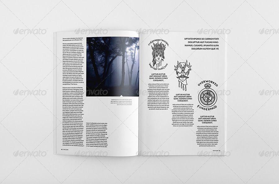 Magazine Bundle 10 Magazine fonts, Magazine titles