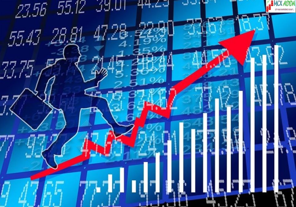 Invest in share market with mcx live price and get
