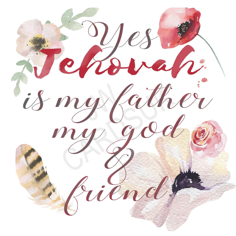 Jw greeting card 5 x 5 any occasion jehovahs witnesses baptism jw greeting card 5 x 5 any occasion jehovahs witnesses baptism pioneering comfort etc by jwcardsandgifts m4hsunfo