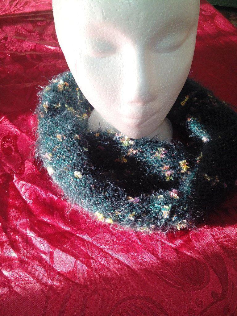 scaldacollo in misto lana, by Magliamaniadimanuela, 15,00 € su misshobby.com
