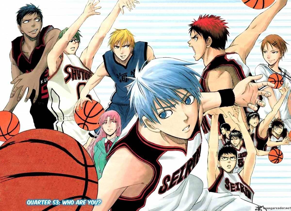 kuroko no basket.where is sasuke??? O.O (With images