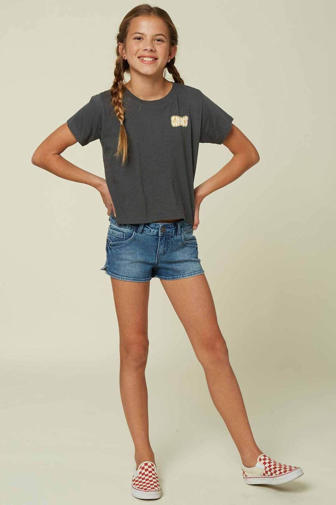 Girls waidley 2 shorts
