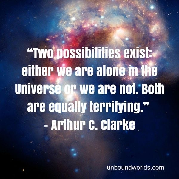 5 Stellar Quotes from Science-Fiction Master Arthur C. Clarke | Science  quotes, Science fiction quote, Quotes