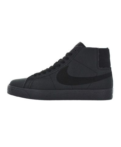 Nike SB Blazer Black Anthracite Passport