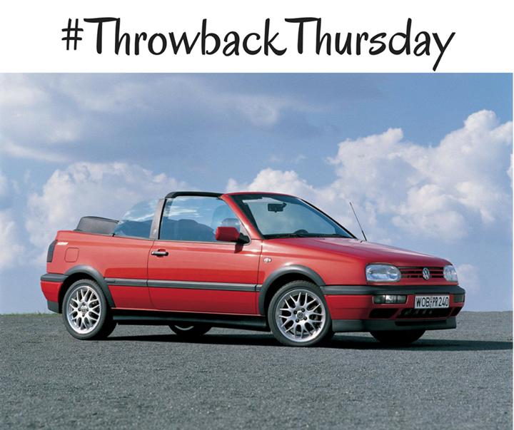 Tbt 1997 Volkswagen Golf Cabrio Vw Golf Cabrio Volkswagen Golf Vw Golf