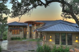 Belvedere - contemporary - exterior - austin - by Design Visions of Austin