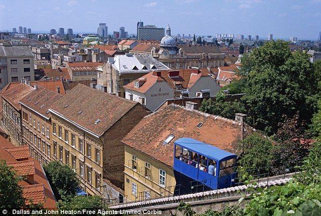 Why Zany Zagreb S A Charmingly Barmy Tonic For The Winter Blues Zagreb Travel Dreams Croatia