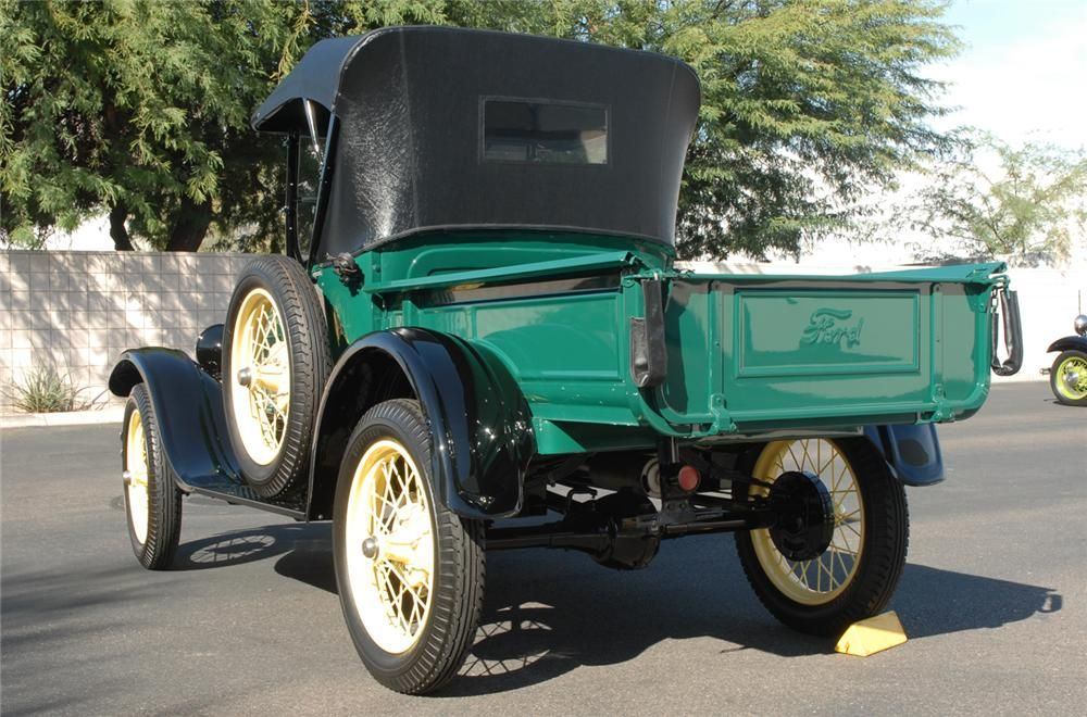 1927 FORD MODEL T ROADSTER PICKUP Classic trucks, Ford