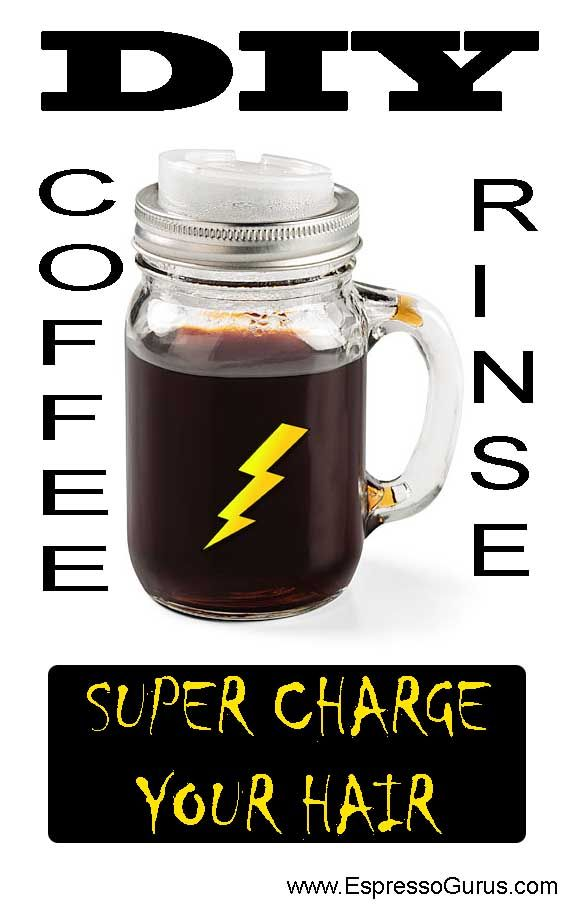 Super Charge Your Hair With Coffee Rinse Coffee News Paradise