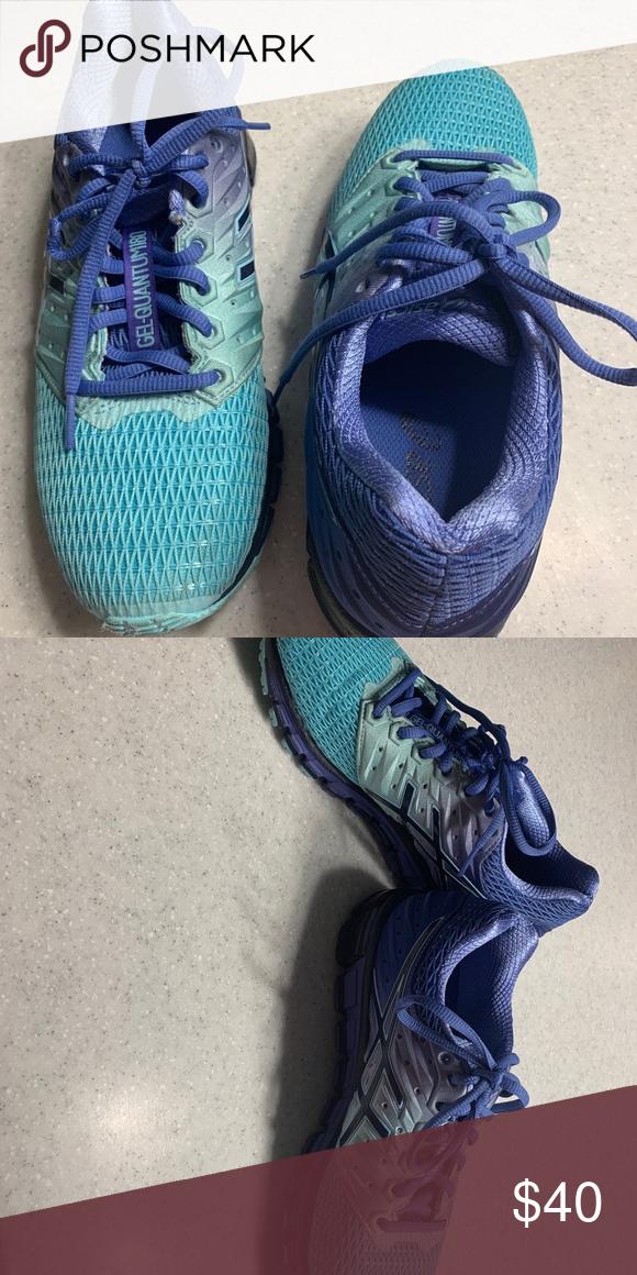 Oasis hombre blue tennis shoes size 9