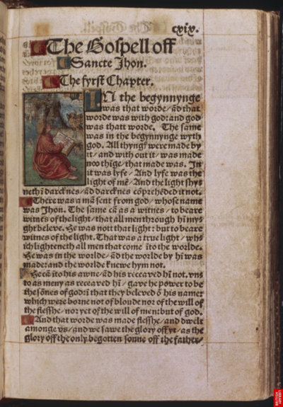 an analysis of william tyndales translation Read the fascinating story of william tyndale, first person to print an english language new testament, reformation leader, hero, and martyr of christian history.