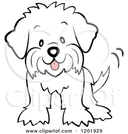 Royalty Free Rf Puppy Clipart Illustrations Vector Graphics 1