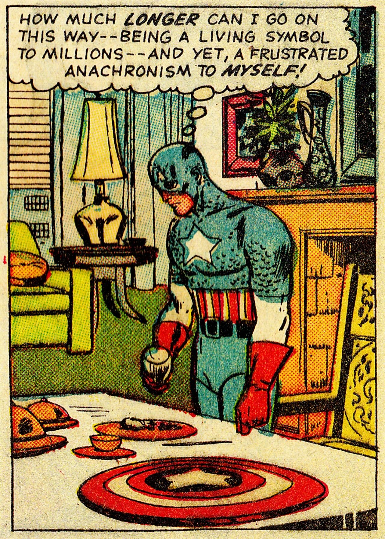 THE AVENGERS #18 (July 1965)Art by Don Heck & Dick Ayers Words by Stan Lee
