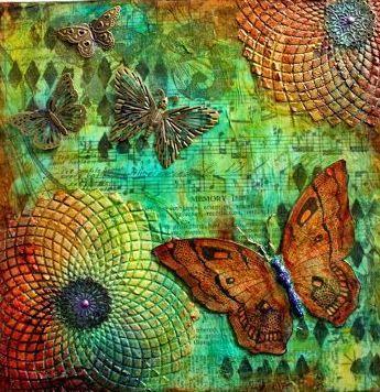 Schnetterlinge