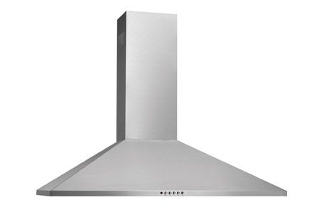 Frigidaire 36 Stainless Canopy Wall Mount Hood Range Hood Chimney Range Hood Stainless Range Hood