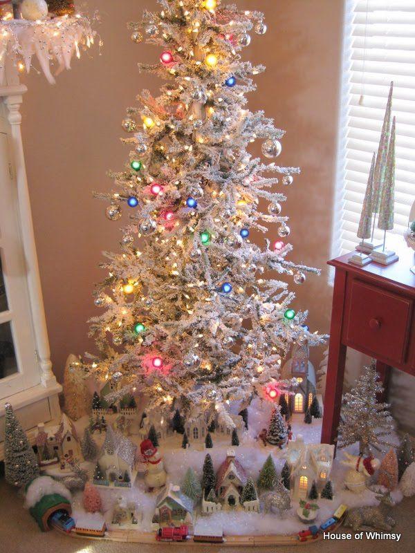 Arboles de navidad rosa arboles de navidad rosa ideas - Arboles de navidad rosa ...