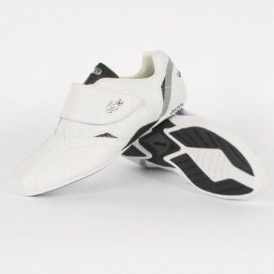 da531d5afb1f7 Amazon.com: Lacoste - Mens Protect PIT Shoes in White/Black: Shoes ...