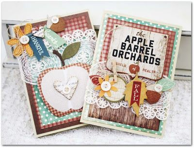 Emma's Paperie: Focus on Banners by Melissa Phillips