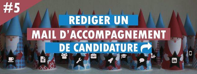 Rediger Un Mail D Accompagnement De Candidature Conseil