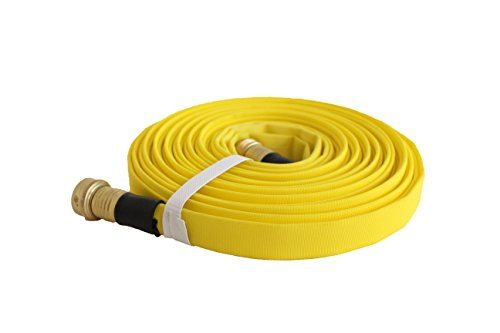 Wasp Forestry Grade Lay Flat Hose With Garden Thread 25 Learn More By Visiting The Image Link Flat Hose Hose Garden Hose
