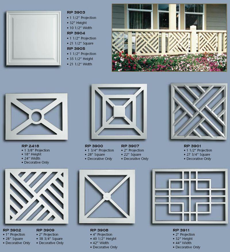 Best Balustrade Panels Http Www Vintagewoodworks Com Poly 400 x 300