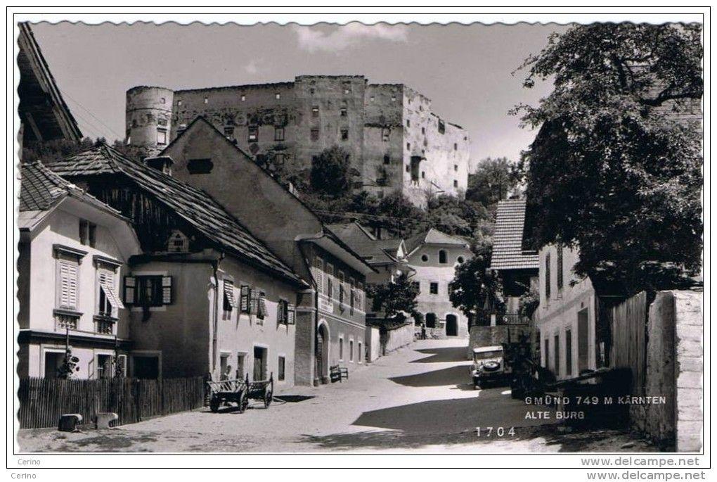 Kärnten Burg - Delcampe.net