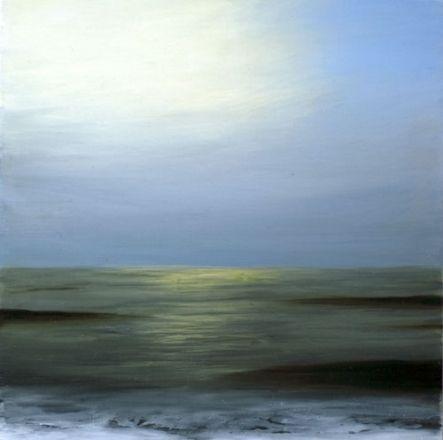 Robin Braun: Evening Waves I, Chincoteague, VA,