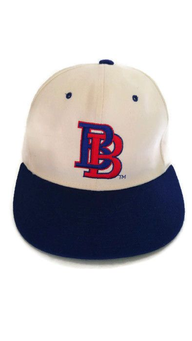 7c8ffd8c316 Vintage 1980 s Buffalo Bills Wool Pro Model New Era 59 50 Fitted Hat Cap USA