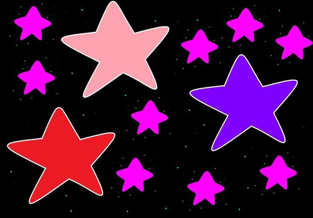 Imagenes De Estrellas De Colores