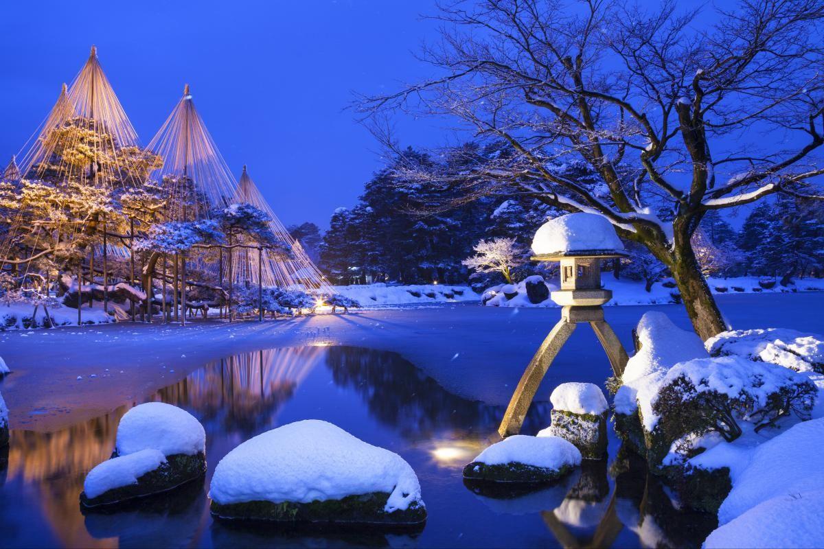 兼六園 | ~日本の絶景を世界へ~ ZEKKEI Japan | 絶景, 観光地, 美しい風景