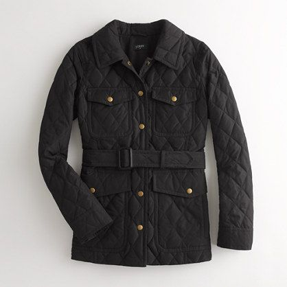 Factory lightweight quilted jacket. New fall jacket?