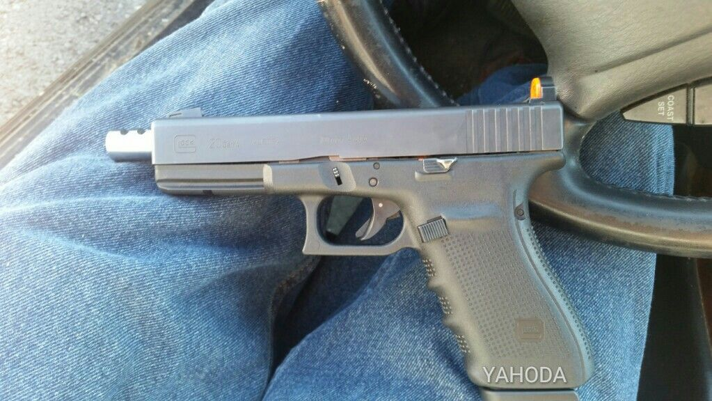 Never owning a Glock didn't stop me from not liking them