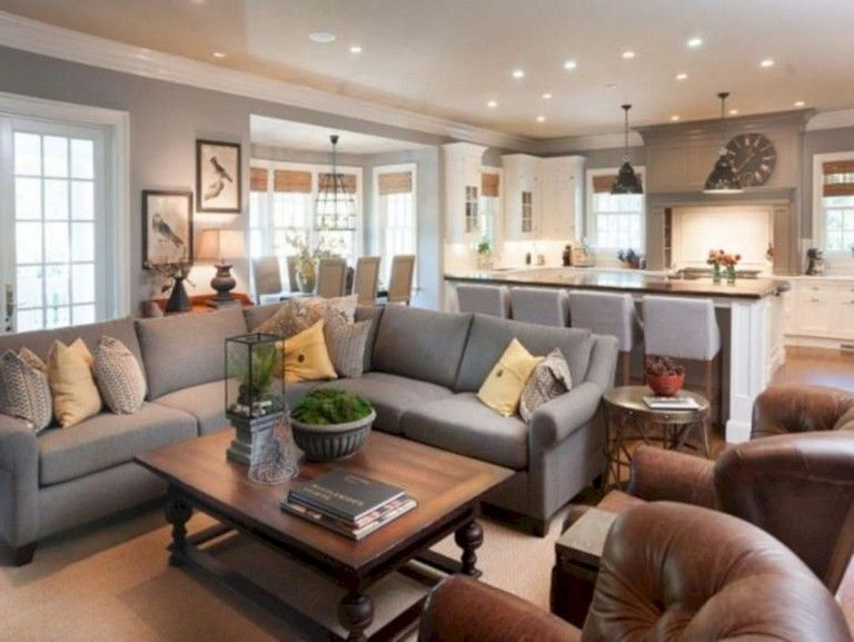 120 Brilliant Living Room Layouts Ideas with Sectional images