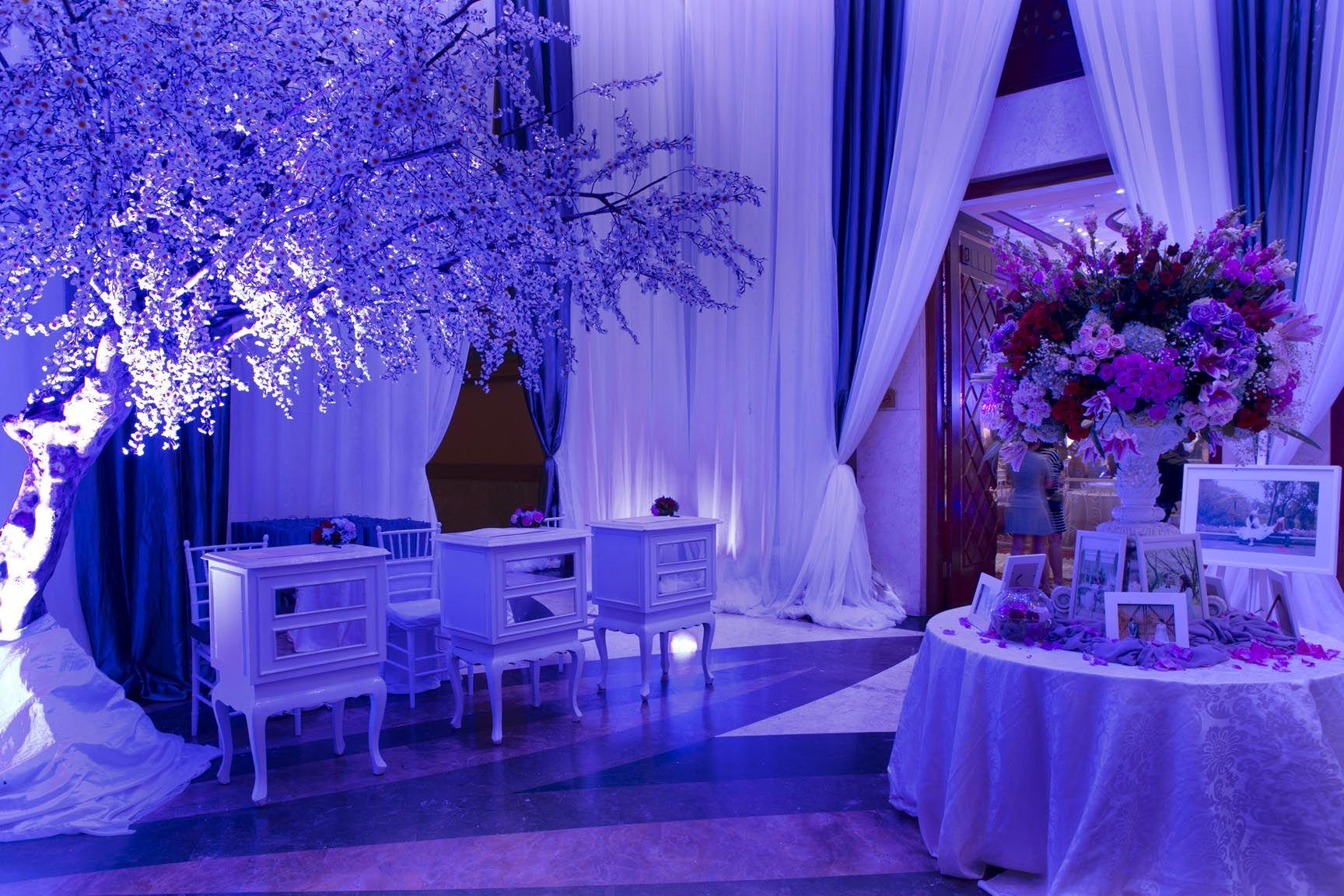 Mawarprada dekorasi pernikahan pelaminan wedding decoration mawarprada dekorasi pernikahan pelaminan wedding decoration romantic purple junglespirit Gallery