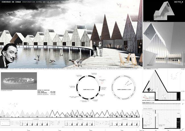 [A3N] : Ideas Competition Inspiration Hotel (1st Prize:) / Authors: Jorge Antonio Ruiz Boluda, José Asensio, Agustín Durá Herrero, Paul Dieterlen Escoto (Spain)