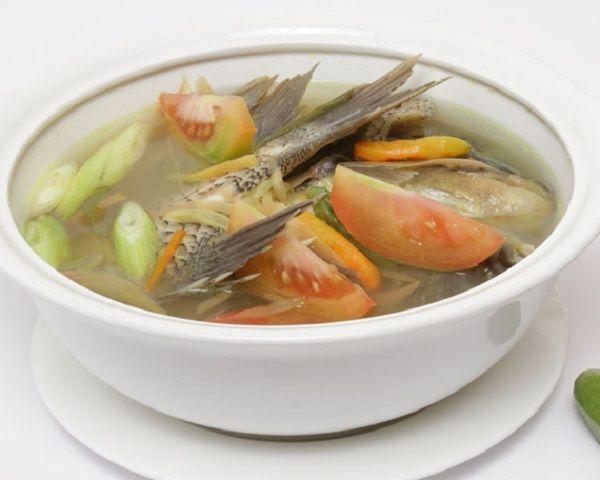 Chinese Fish Soup Recipe