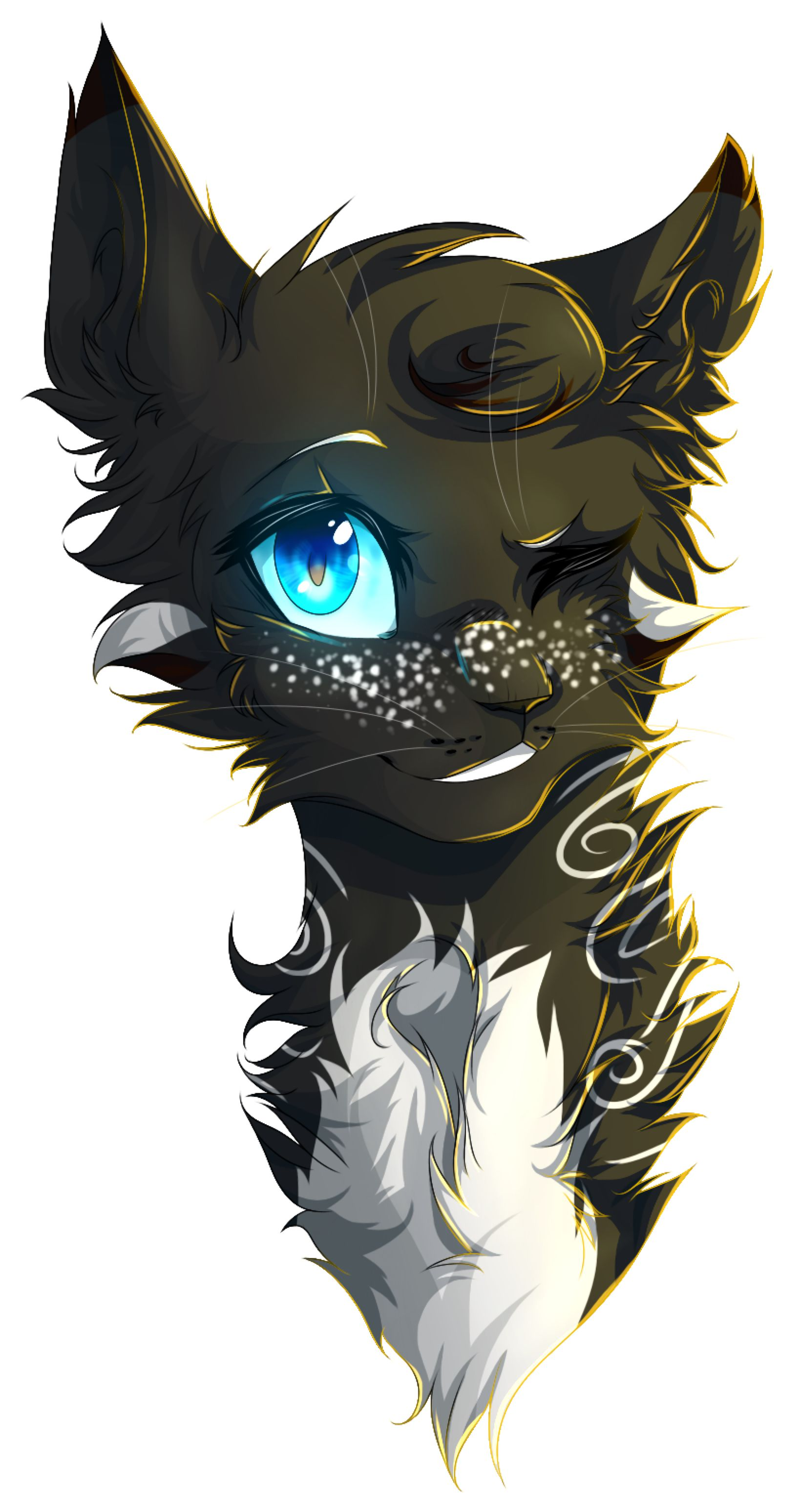 Hi I'm Nightblade I'm a she cat and a warrior of RiverClan
