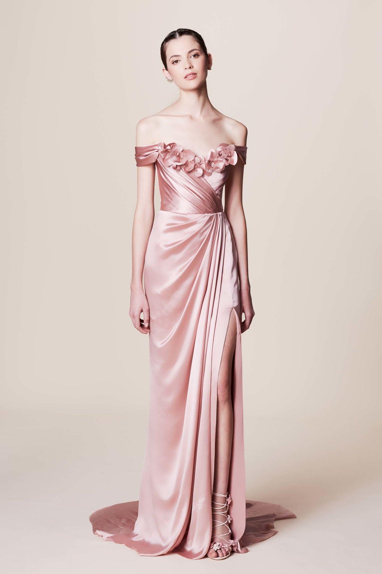 Marchesa Resort 2017 Fashion Show | Vestiditos, Vestidos de noche y ...