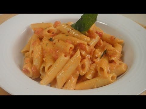 Pasta in creamy tomato sauce sanjeev kapoor khazana cook pasta in creamy tomato sauce sanjeev kapoor khazana forumfinder Image collections