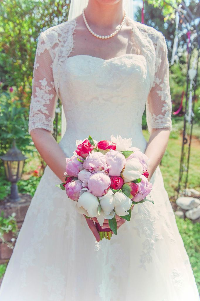 Beautiful Austrian Wedding On The Countryside Captured By A Day Of Bliss Bridal Bouquet