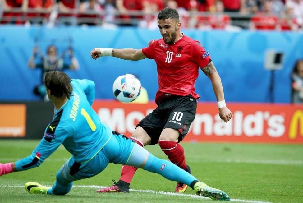 Weltklasse Paraden Gegen Albanien Darum Ist Sommer Der Beste Nati Goalie Aller Zeiten Yann Sommer Albanien Sommer