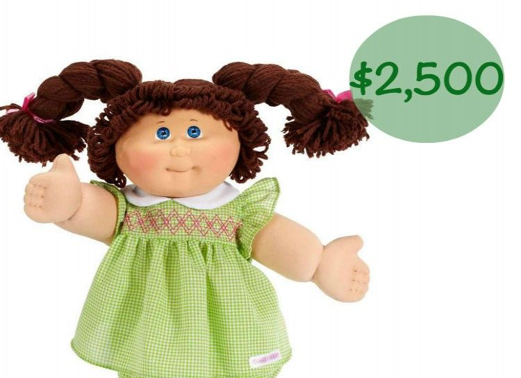 23 Vintage Toys Worth A Small Fortune Vintage Cabbage Patch Dolls Cabbage Patch Kids Dolls Vintage Toys